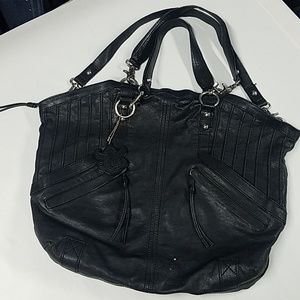 Extra Large Andrew Marc leather bag